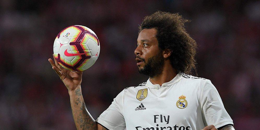 18 - Demi Real Madrid, Marcelo Tolak Pindah ke Juventus