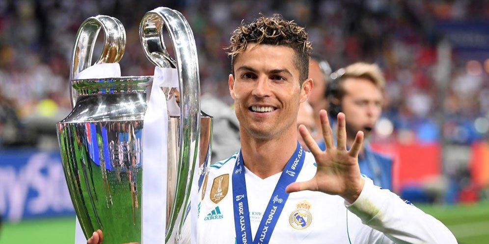20 - Ronaldo: Beda Saya Dengan Messi, Saya Juara UCL di Klub Berbeda