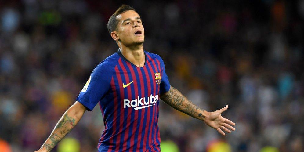 31 - 4 Langkah Kegagalan Philippe Coutinho di Barcelona