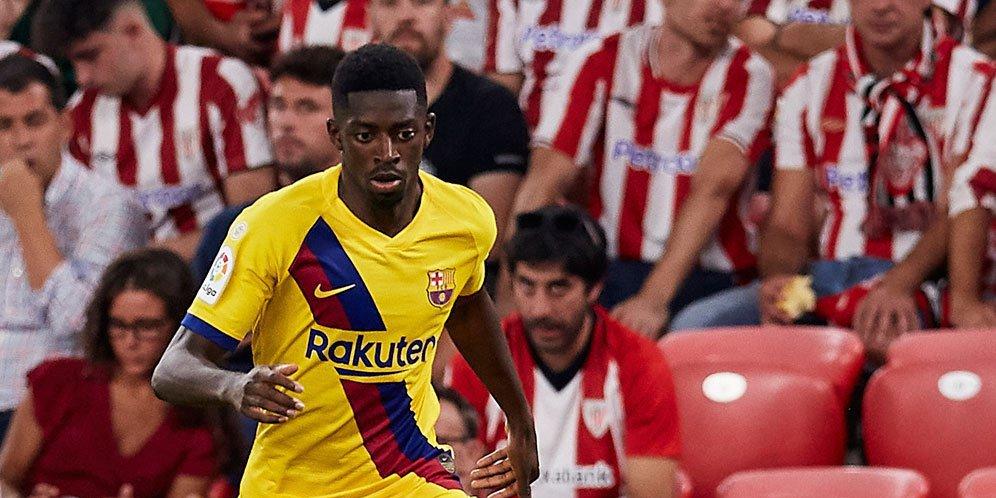 50 - Ini yang Harus Dilakukan Ousmane Dembele untuk Kembali Dipercaya Barcelona