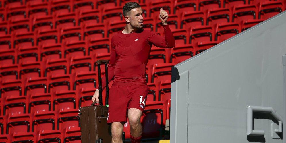 9 - Liverpool Minim Pemain Baru, Henderson: Klopp Tahu yang Terbaik