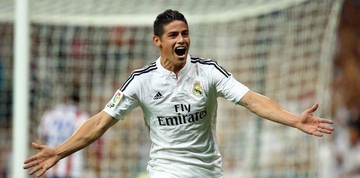 james gol real madrid 1 716x355 - James Rodriguez Disebut Harus Tinggalkan Madrid Karena Zidane