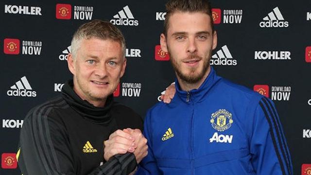 069417900 1568656265 De Gea - Alasan De Gea Tanda Tangan Kontrak Baru di Manchester United