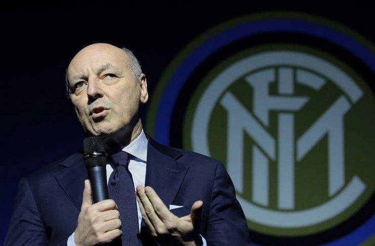 Beppe Marotta Walter Novellino Inter Milan Juventus @Nerazzurri Ale - Marotta Sebut Inter Milan Lebih Kuat Daripada Juventus