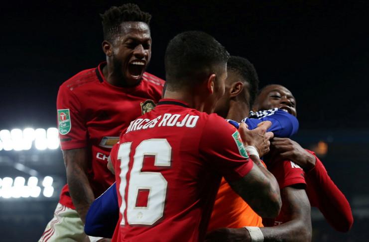 Chelsea vs Man United4 - Chelsea Tersingkir, Manchester United Di Anggap Turunkan Pemain Ilegal