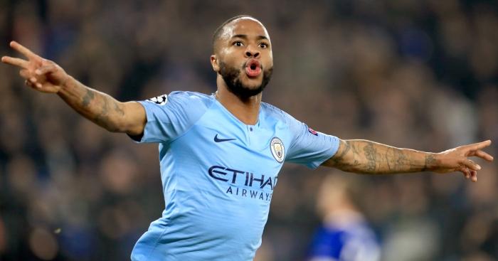 Raheem Sterling Manchester City 1 - Manchester City Berikan Kontrak Baru Pada Raheem Sterling Untuk Menghalau Niat Real Madrid