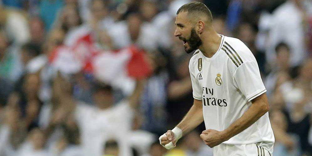 karim benzema f9923ee - Kembali Tajam, Karim Benzema Minta Kontrak Baru di Real Madrid