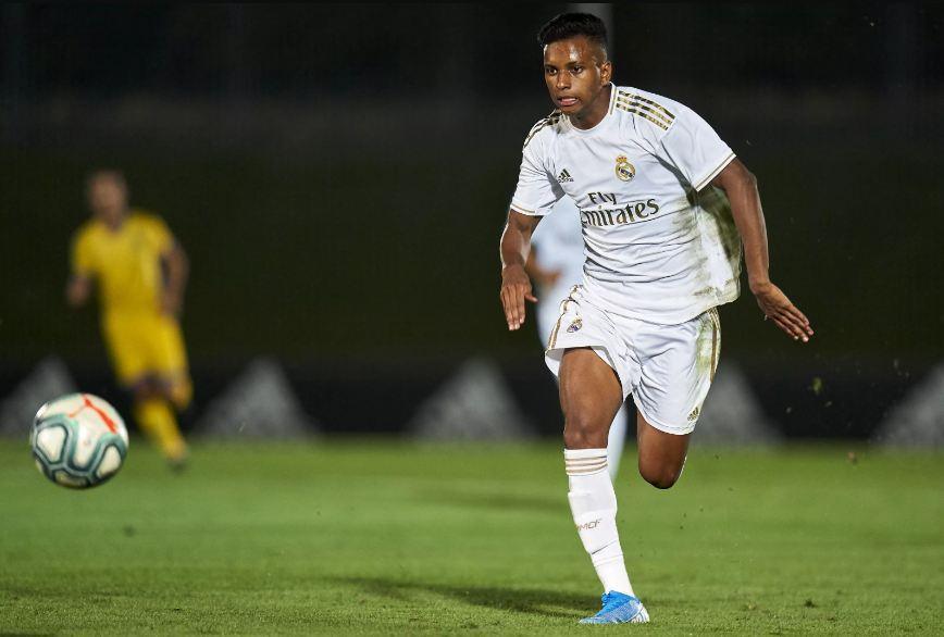Capture - Rodrygo Ogah Disebut Sebagai Penerus Ronaldo