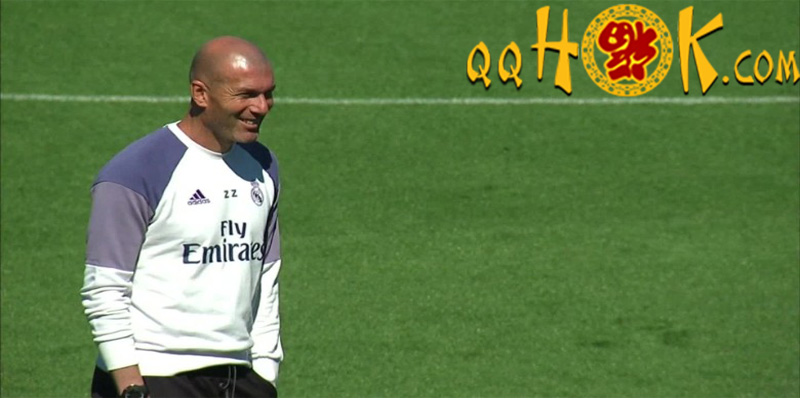 Perlahan Zidane Temukan Starting XI Elite Real Madrid