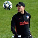 Diego Simeone Yakin Tidak Akan Dipecat Atletico Madrid