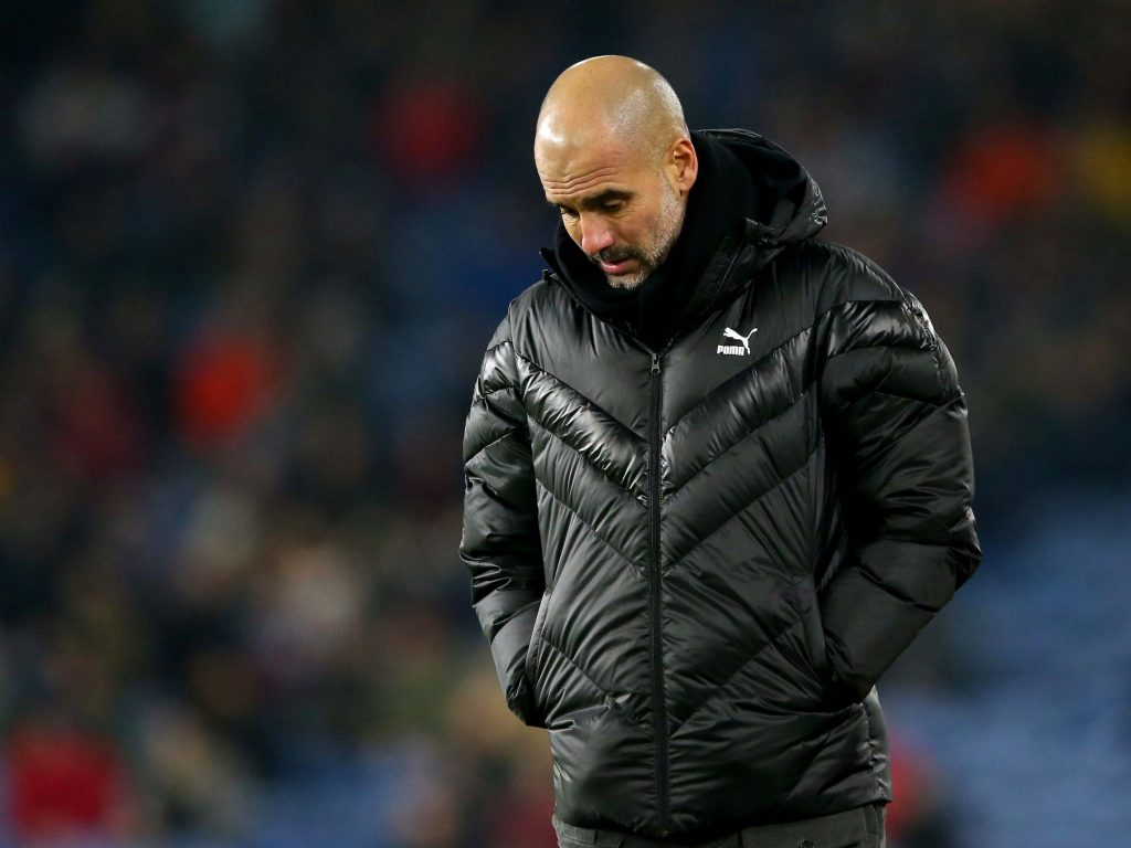 2 1024x768 - Pep Guardiola Menyebut Manchester City Tertinggal dari Rivalnya