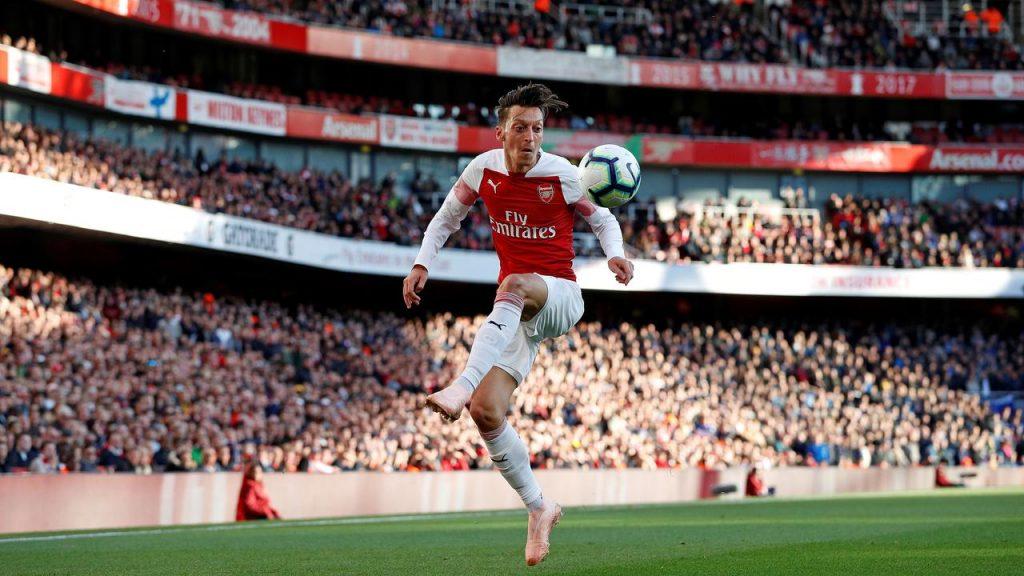 2 5 1024x576 - Statistik Kiper Real Madrid Ini Buktikan Performa Mesut Ozil Jeblok