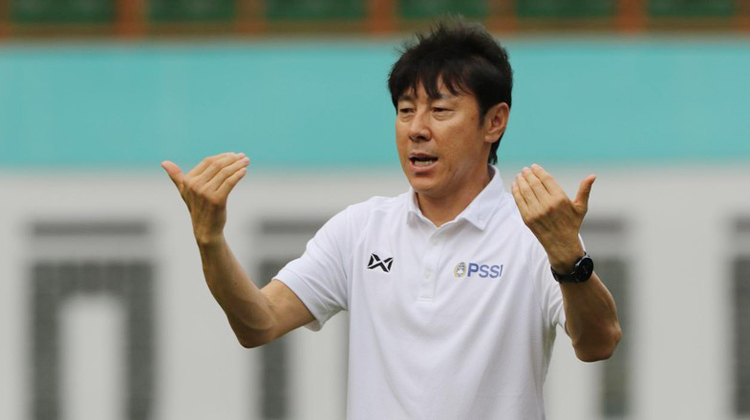 4 - Jadwal Timnas Indonesia: Menanti Debut Shin Tae-yong Setelah Virus Corona Covid-19 Usai